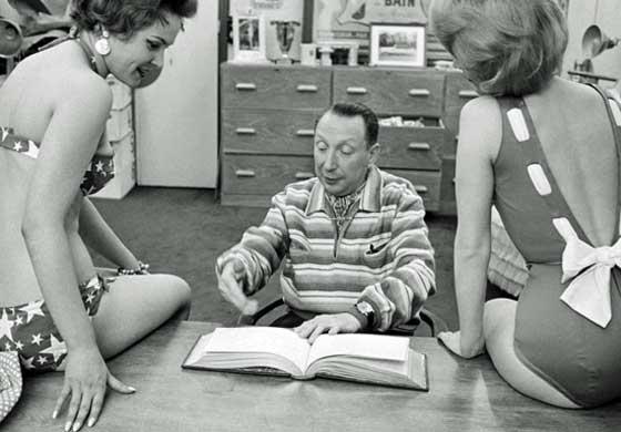 Louis Reard Inventing Bikini