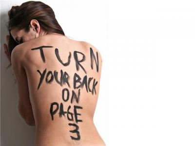 Turn Your Back on Page 3
