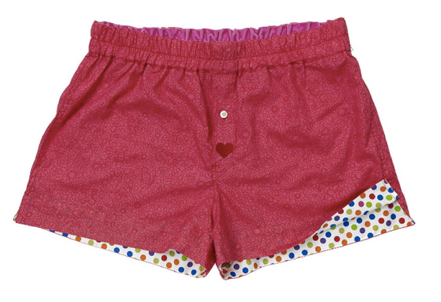 Mimi Holliday launch boxer shorts for Christmas