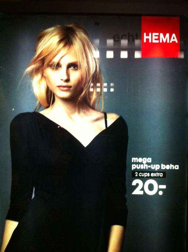 Andrej Pejic for HEMA