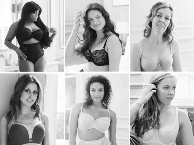Panache Lingerie Modelled by Role Models